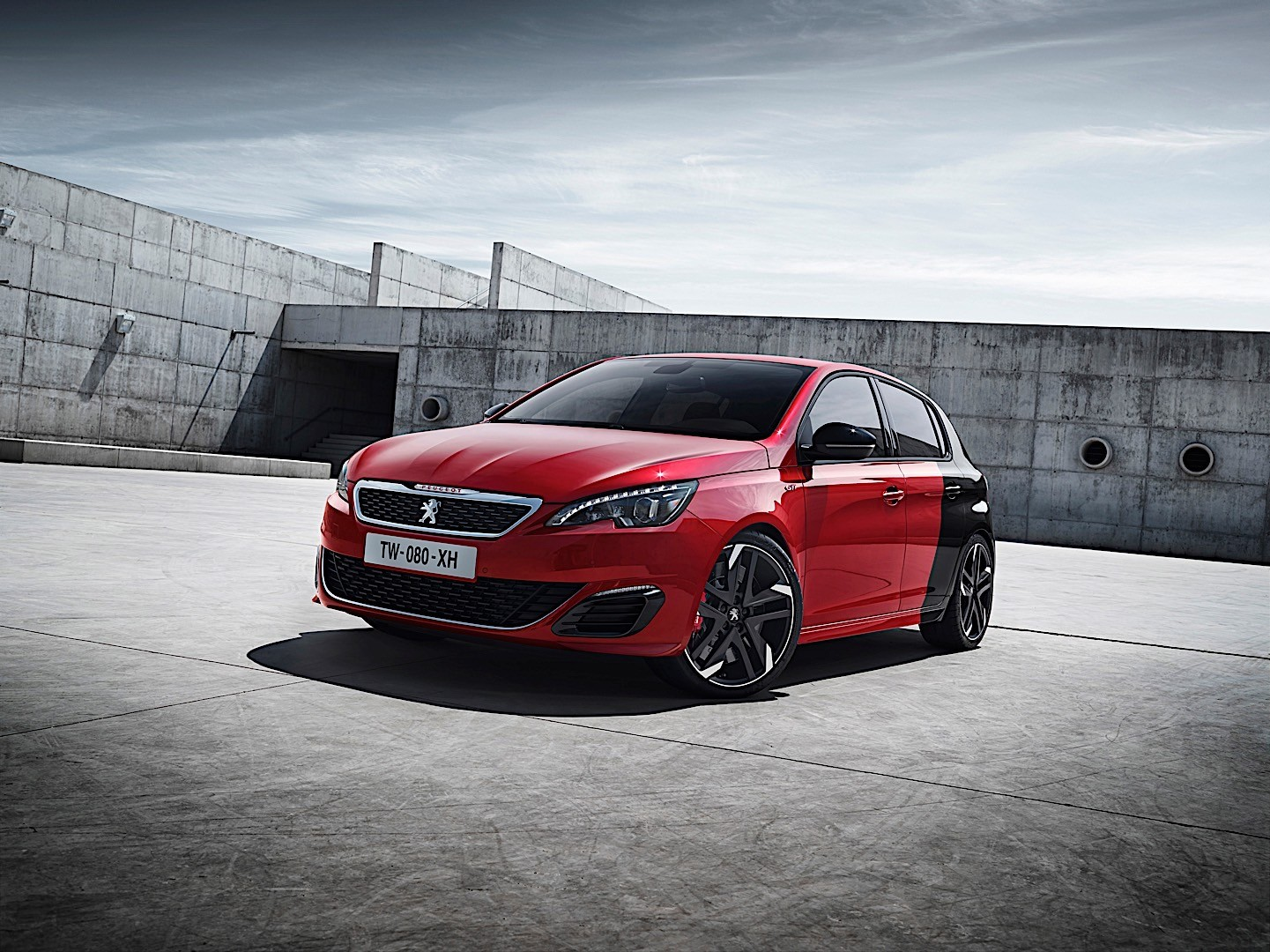 peugeot 308 gti specs photos 2015 2016 2017 autoevolution. Black Bedroom Furniture Sets. Home Design Ideas