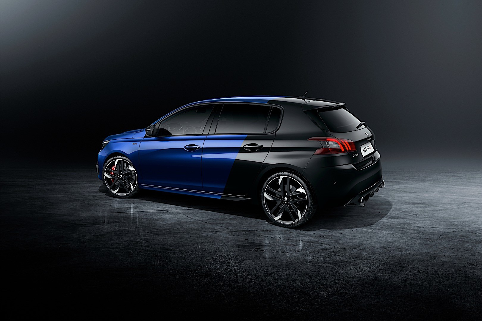 peugeot 308 gti specs 2017 2018 autoevolution. Black Bedroom Furniture Sets. Home Design Ideas