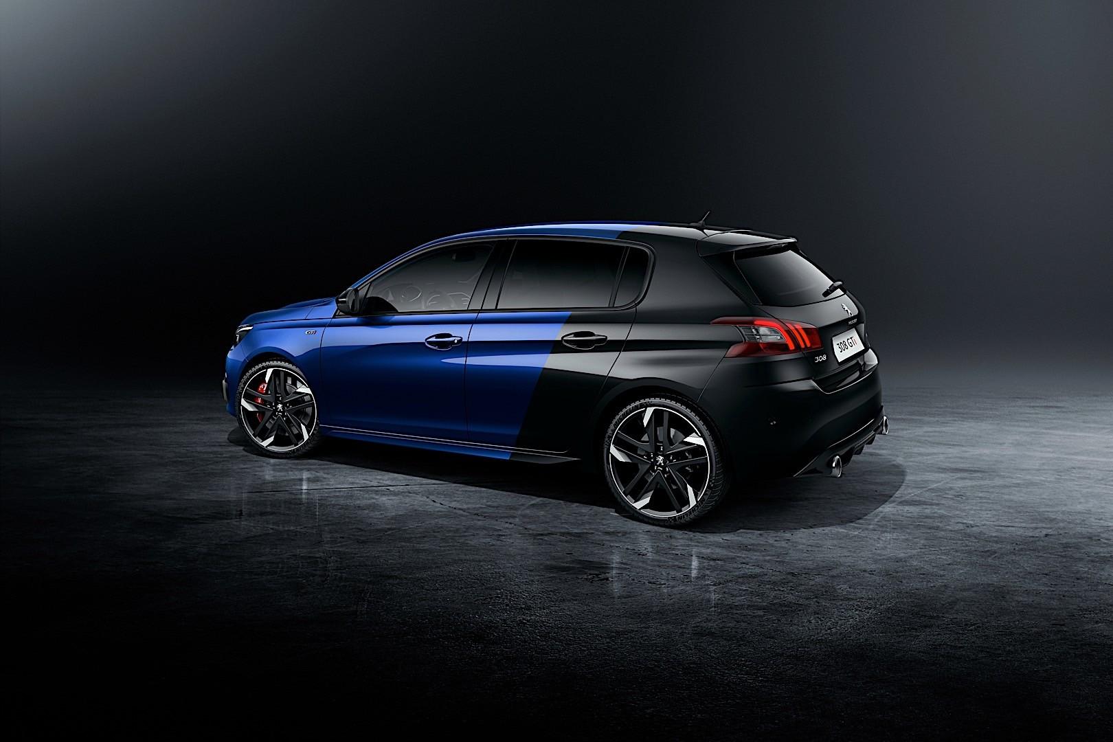 peugeot 308 gti specs - 2017 - autoevolution