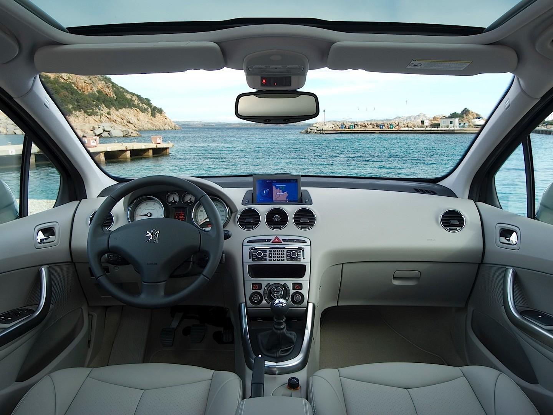 Peugeot 308 sw specs 2008 2009 2010 2011 2012 2013 for Interieur 308 allure