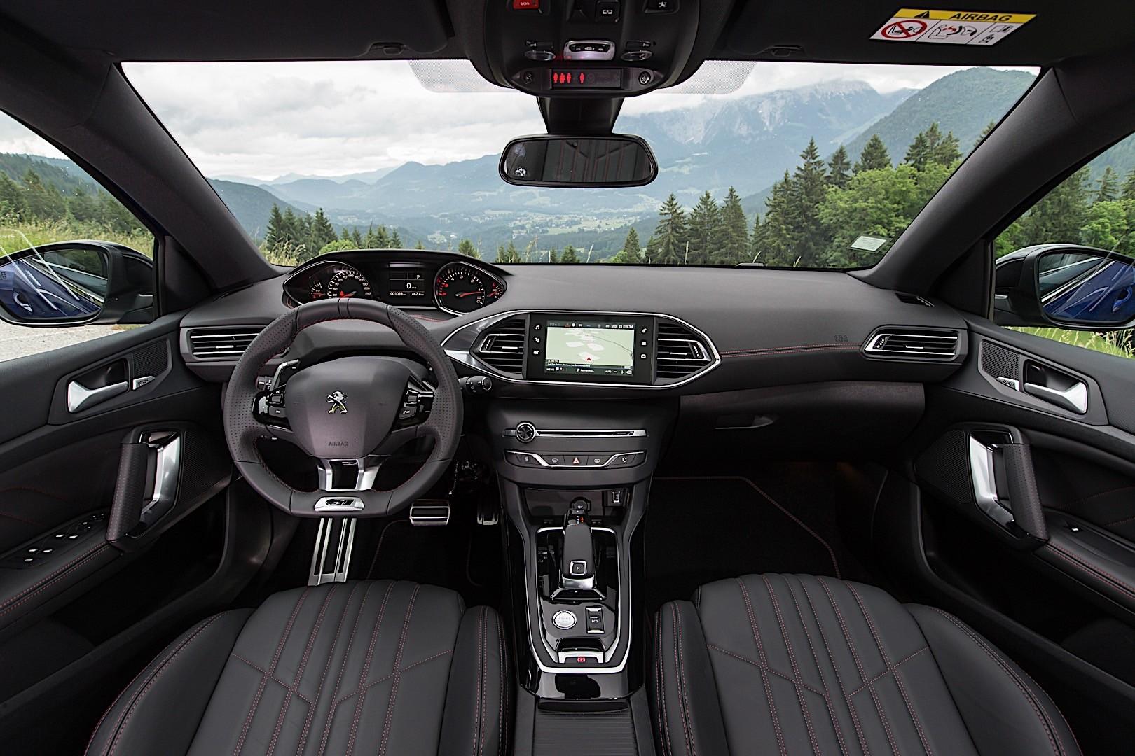 PEUGEOT 308 SW GT specs - 2017, 2018 - autoevolution