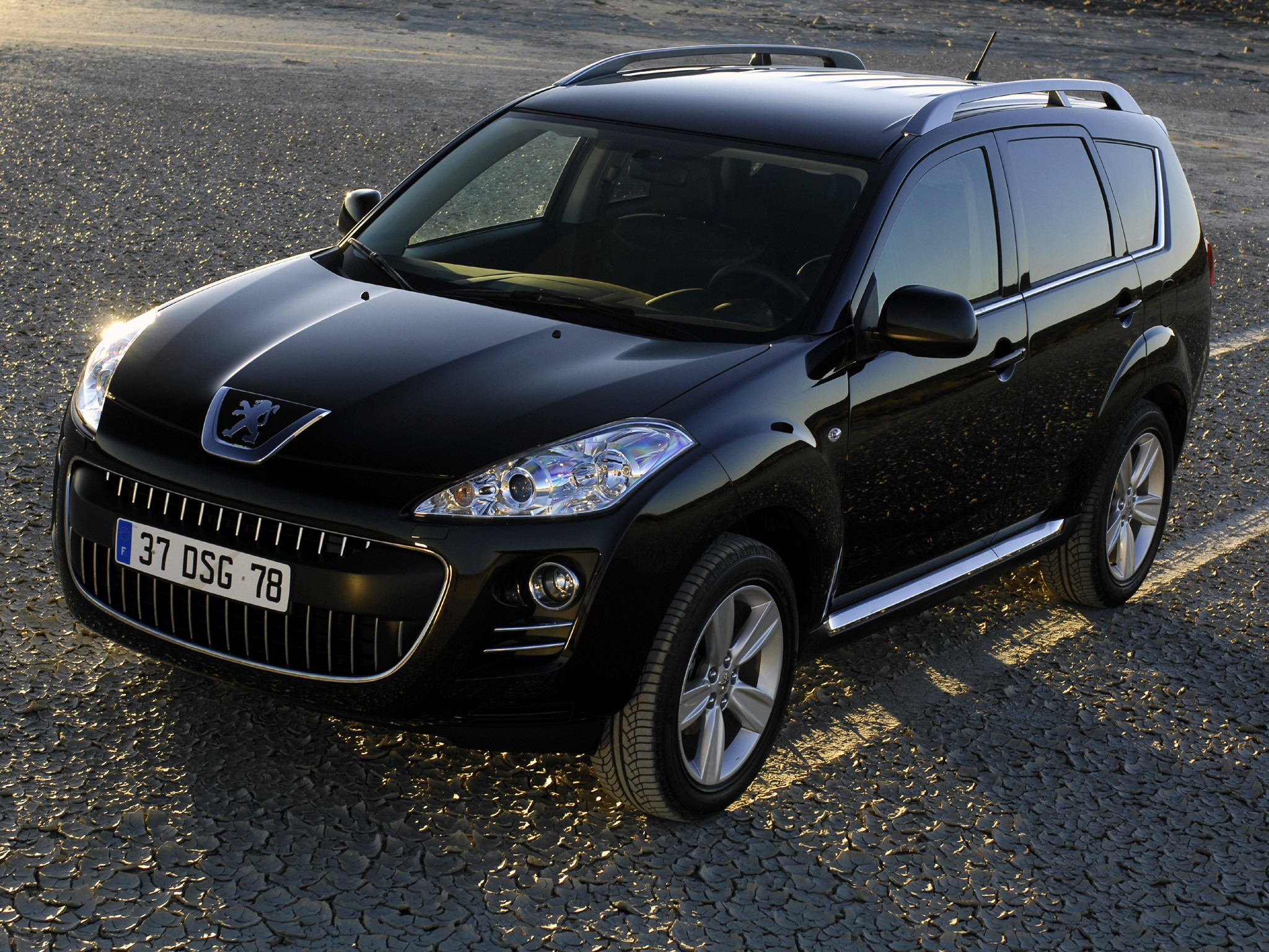 Peugeot 4007 2007 2008 2009 2010 2011 2012 Autoevolution