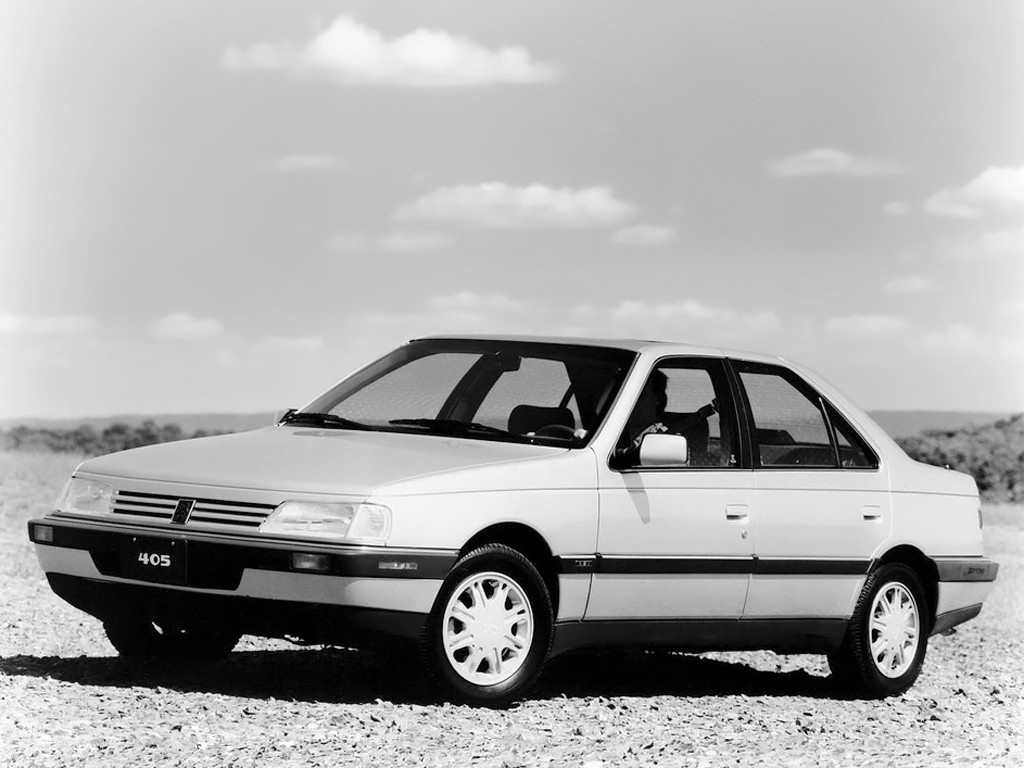 Peugeot 405 Specs 1987 1988 1989 1990 1991 1992