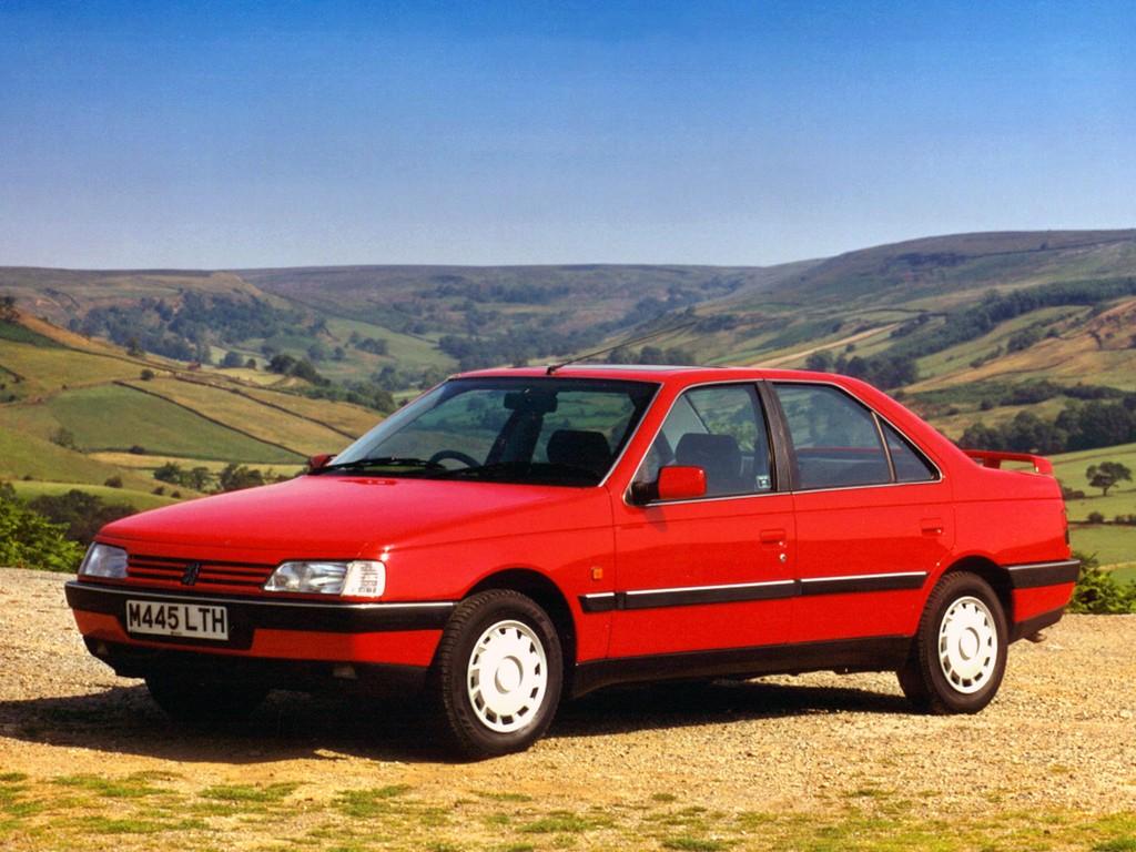 Right Choice Automotive >> PEUGEOT 405 - 1987, 1988, 1989, 1990, 1991, 1992, 1993 ...
