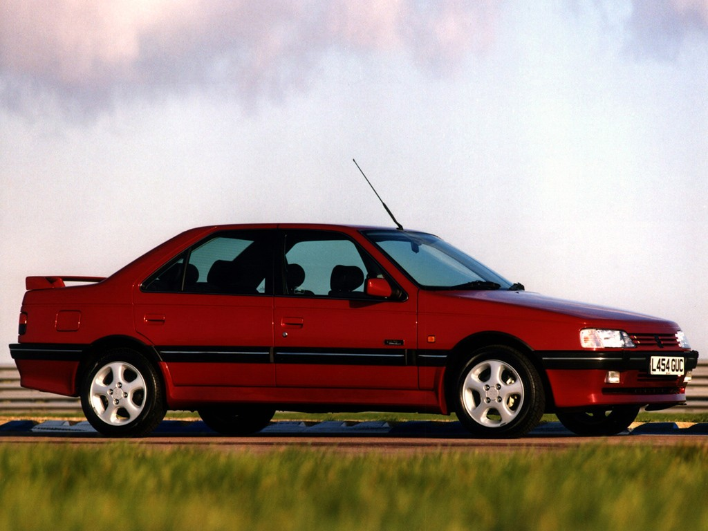 Peugeot 405 2000cc Wiring Library 1987 1996