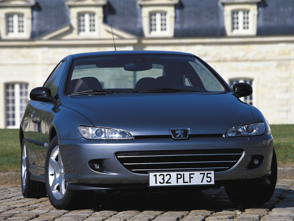 Where Are BMW Made >> PEUGEOT 406 Coupe specs - 2003, 2004 - autoevolution