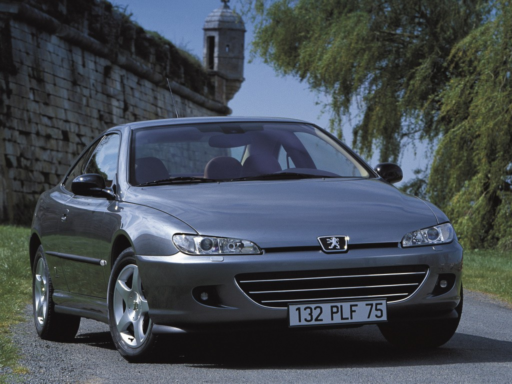 Peugeot 406 Coupe Specs Photos 2003 2004 Autoevolution