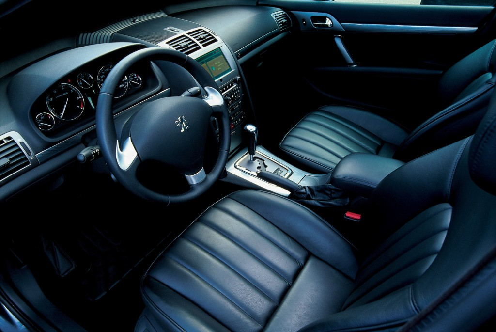 Image Gallery Interior Peugeot 407 2005