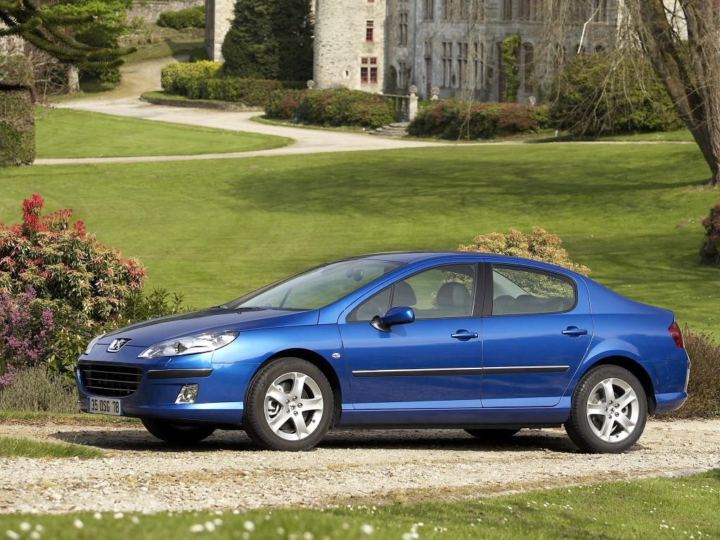 Peugeot 407 2004 2005 2006 2007 2008 2009 2010