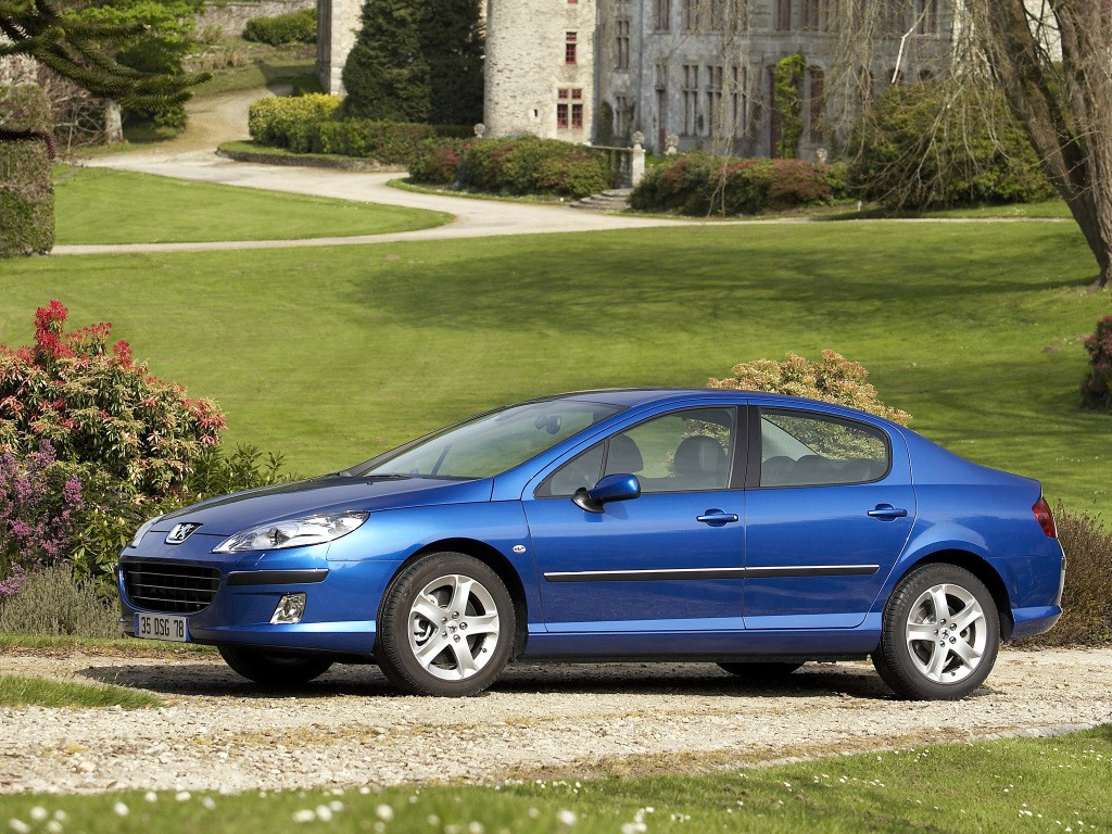 Peugeot 407 Specs 2004 2005 2006 2007 2008 2009