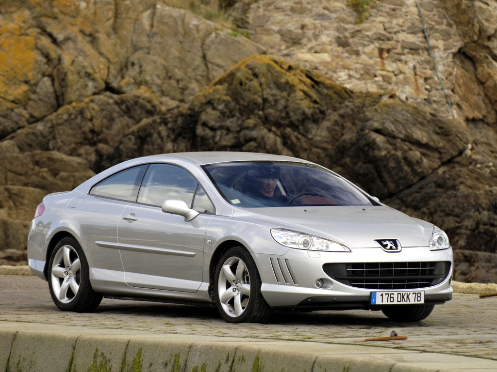peugeot 407 coupe specs photos 2005 2006 2007 2008. Black Bedroom Furniture Sets. Home Design Ideas