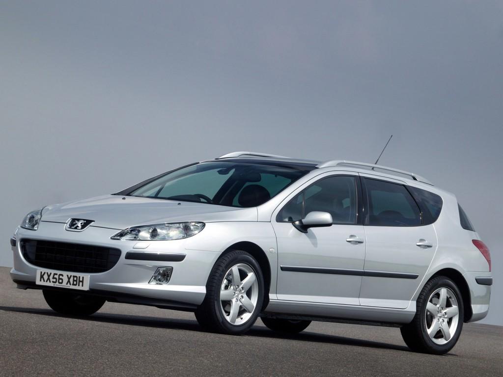 Peugeot 407 Sw 2004 2005 2006 2007 2008 2009 2010
