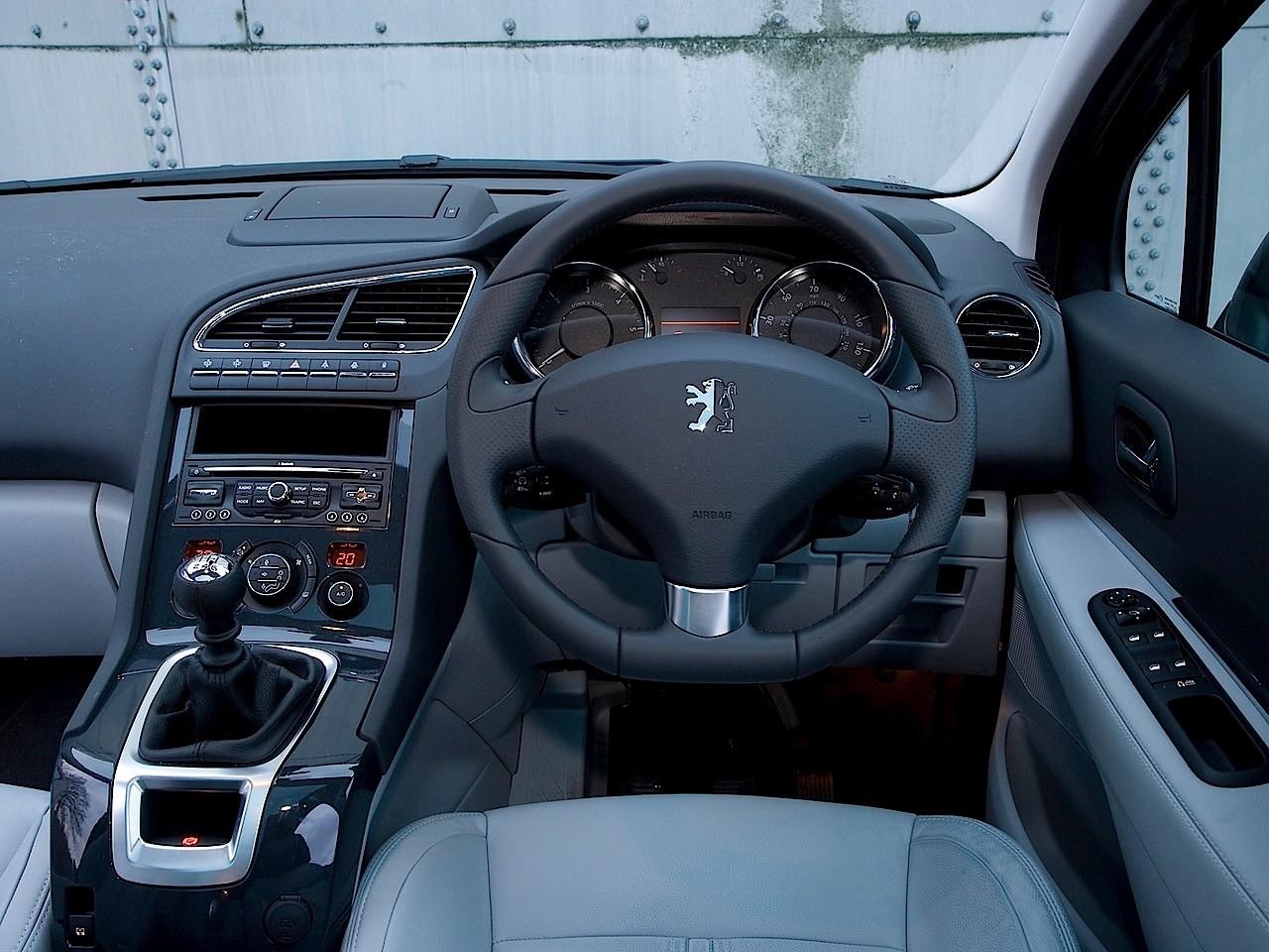 Peugeot 5008 Specs 2009 2010 2011 2012 2013