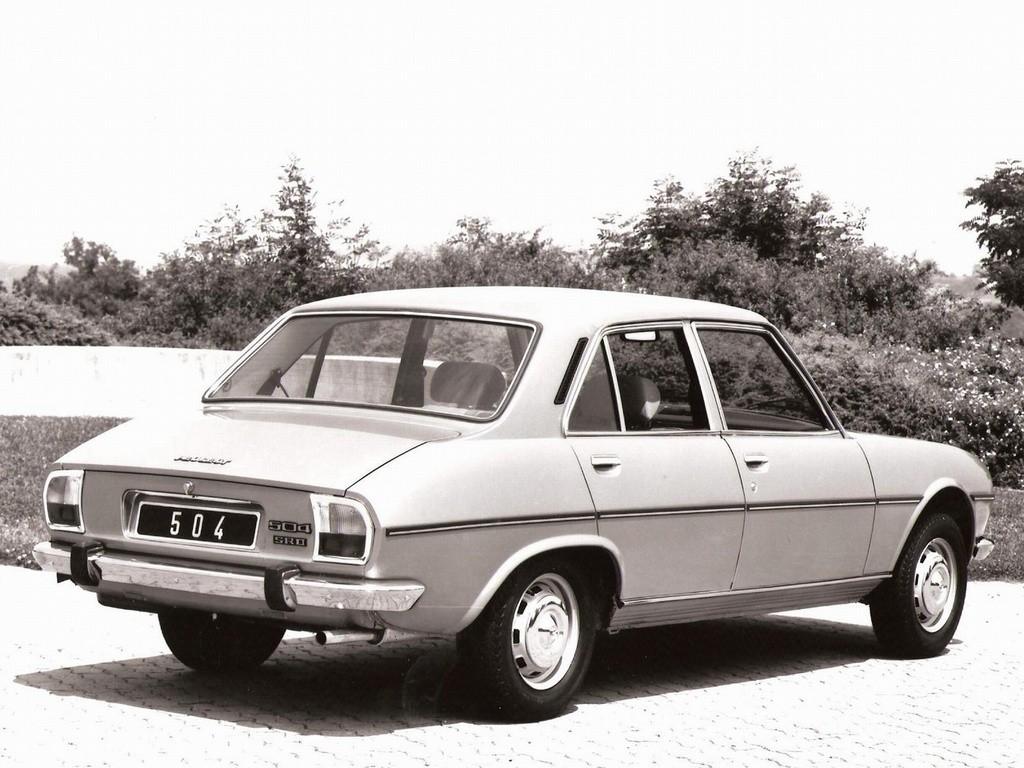 Peugeot 504 Specs Photos 1968 1969 1970 1971 1972 1973