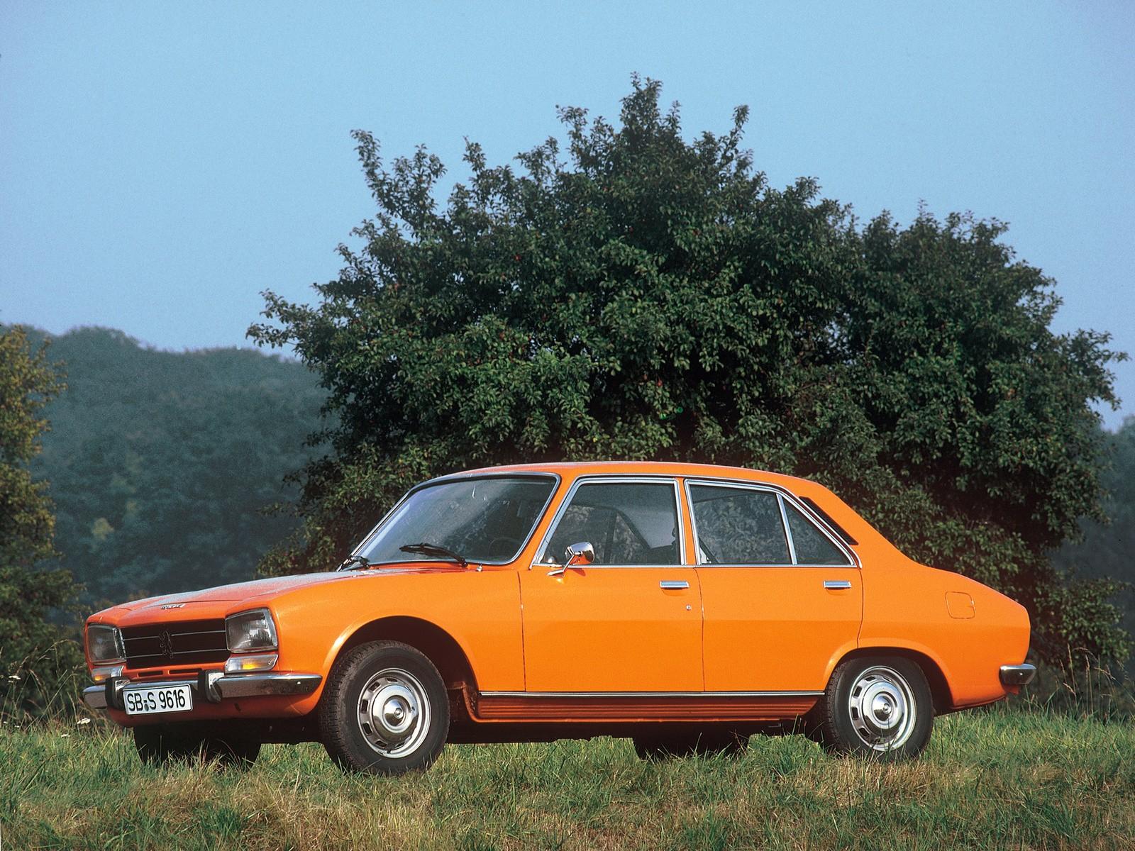 Peugeot 504 1968 1969 1970 1971 1972 1973 1974