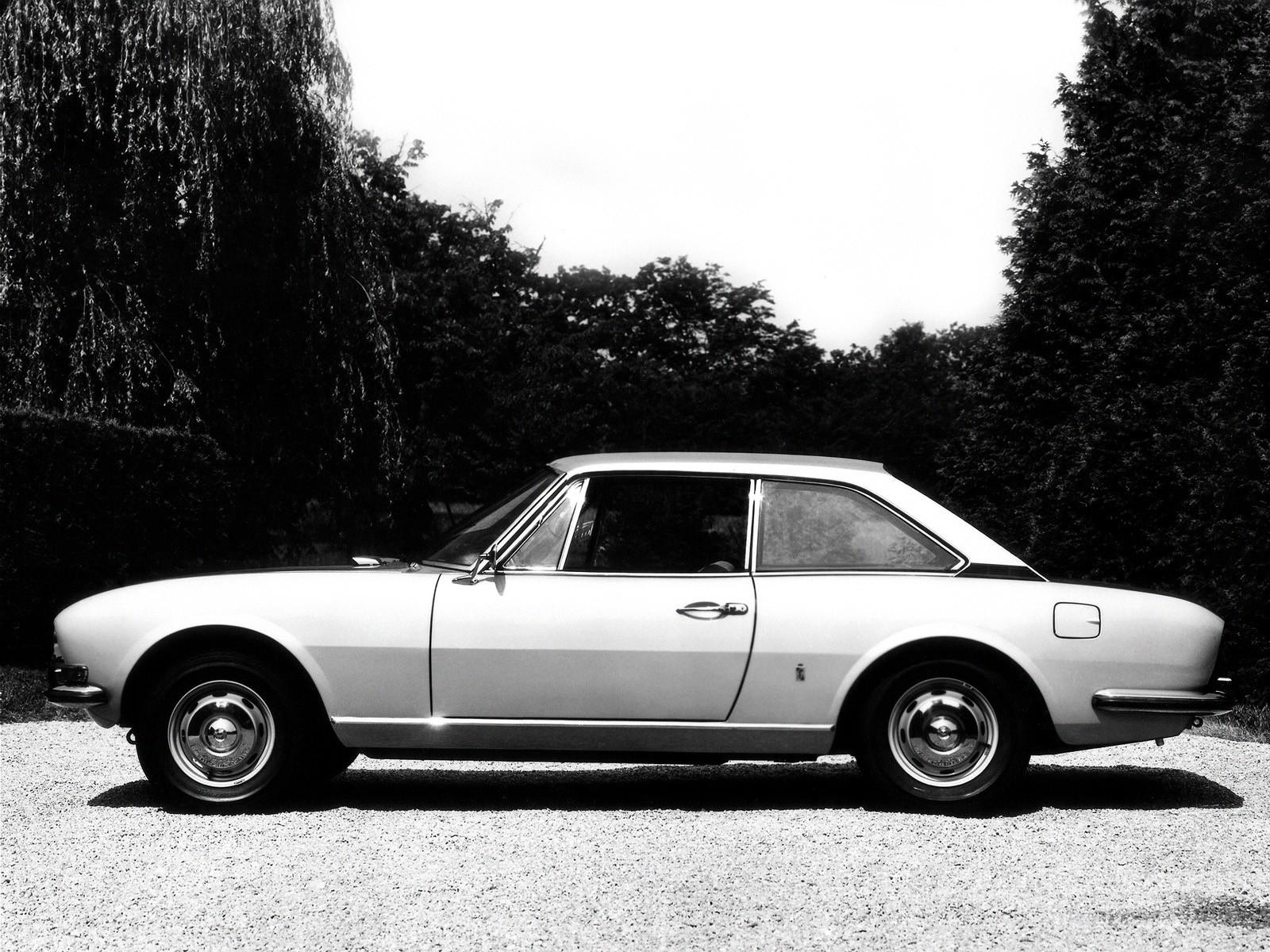peugeot 504 coupe specs amp photos 1974 1975 1976 1977