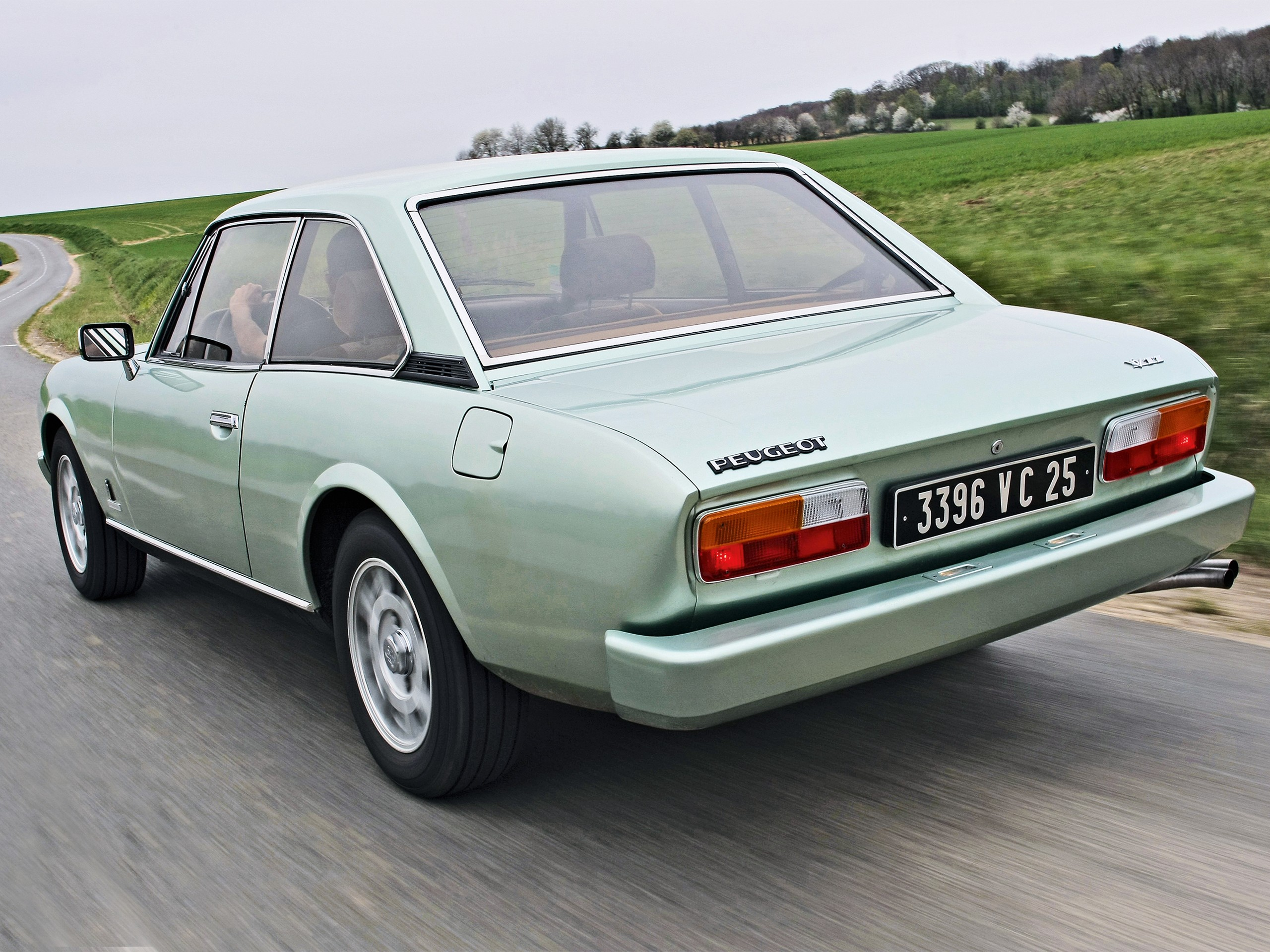 ... PEUGEOT 504 Coupe (1974 - 1982) ...