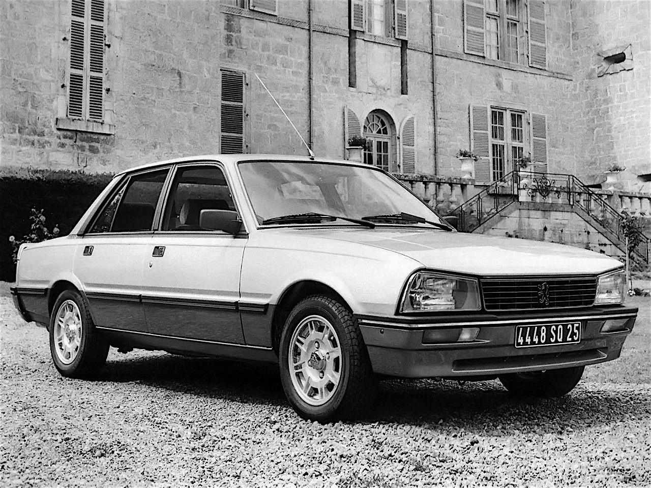 peugeot 505 specs photos 1979 1980 1981 1982 1983 1984 rh autoevolution com Peugeot 605 Peugeot 607