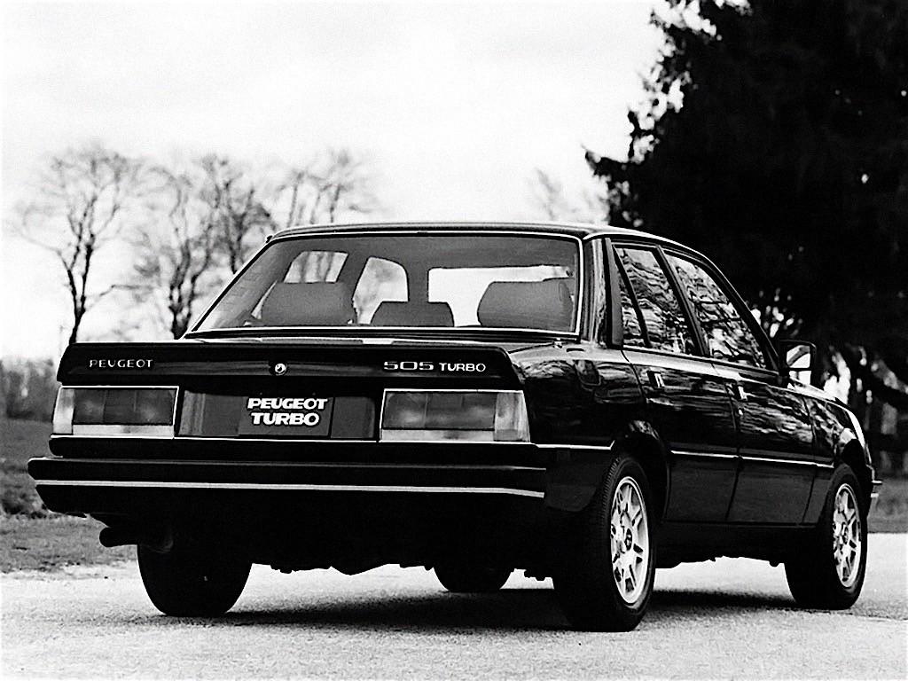Peugeot 505 Specs Amp Photos 1979 1980 1981 1982 1983