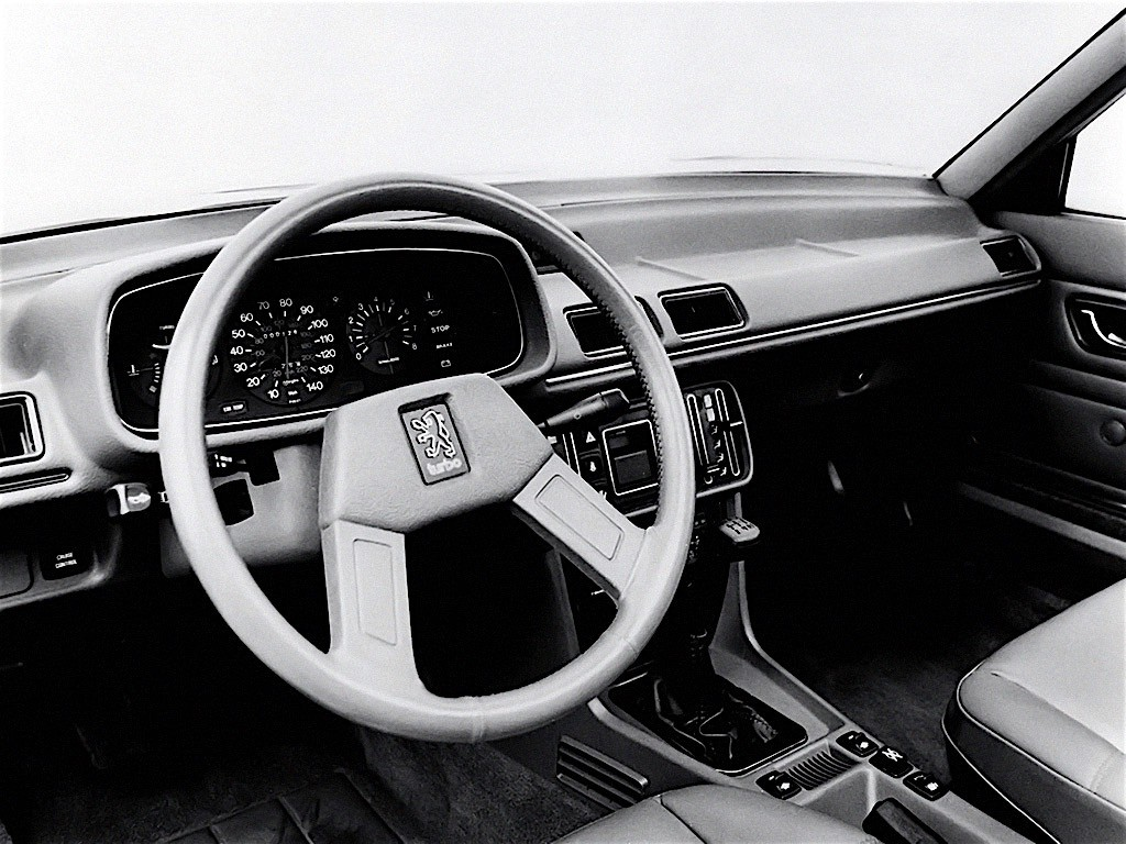 Peugeot 505 2.5 1987 | Auto images and Specification