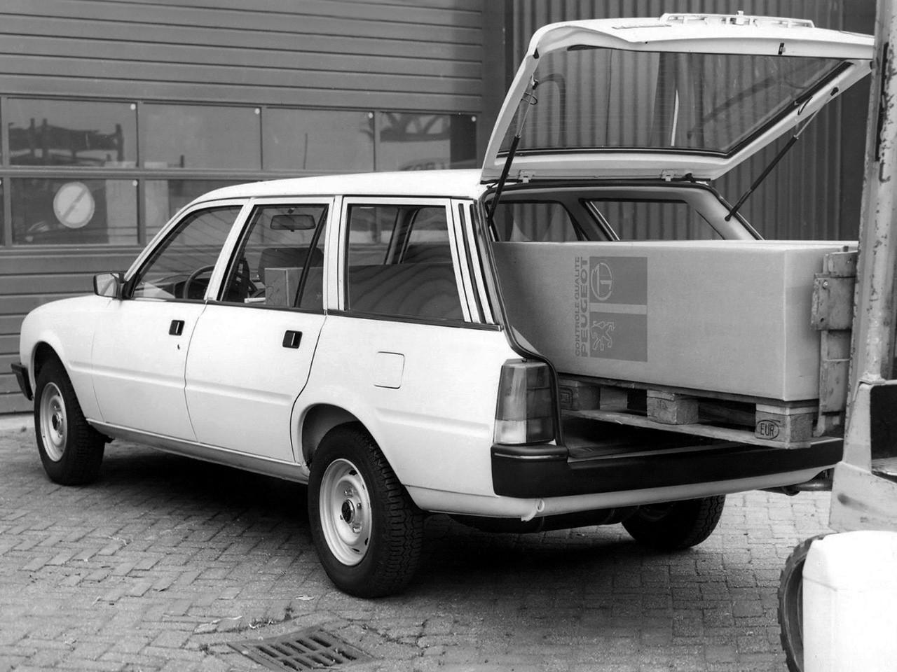 peugeot 505 break specs photos 1985 1986 1987 1988 1989 1990 1991 1992 autoevolution. Black Bedroom Furniture Sets. Home Design Ideas
