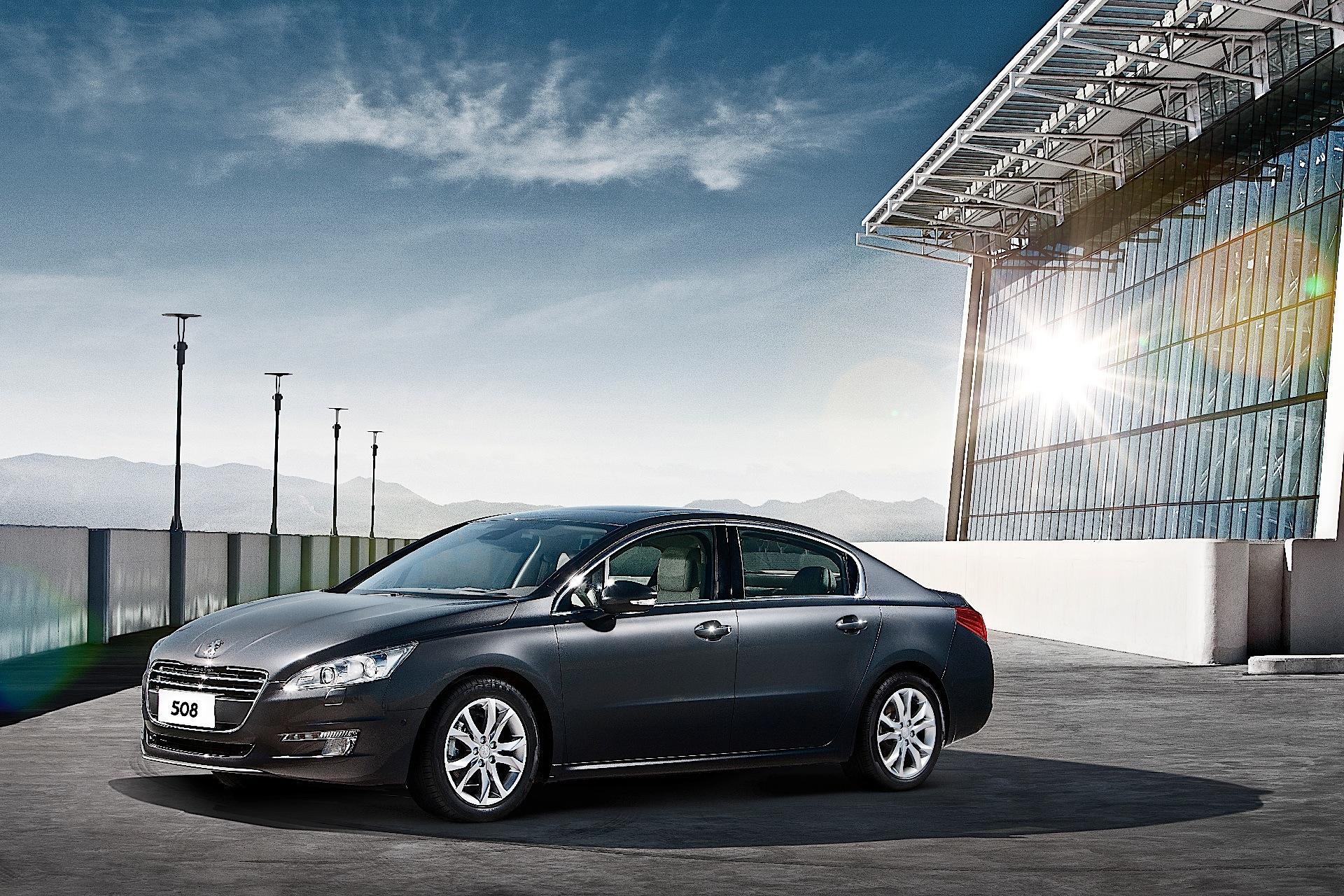 Green Auto Sales >> PEUGEOT 508 Berline - 2010, 2011, 2012, 2013, 2014 ...