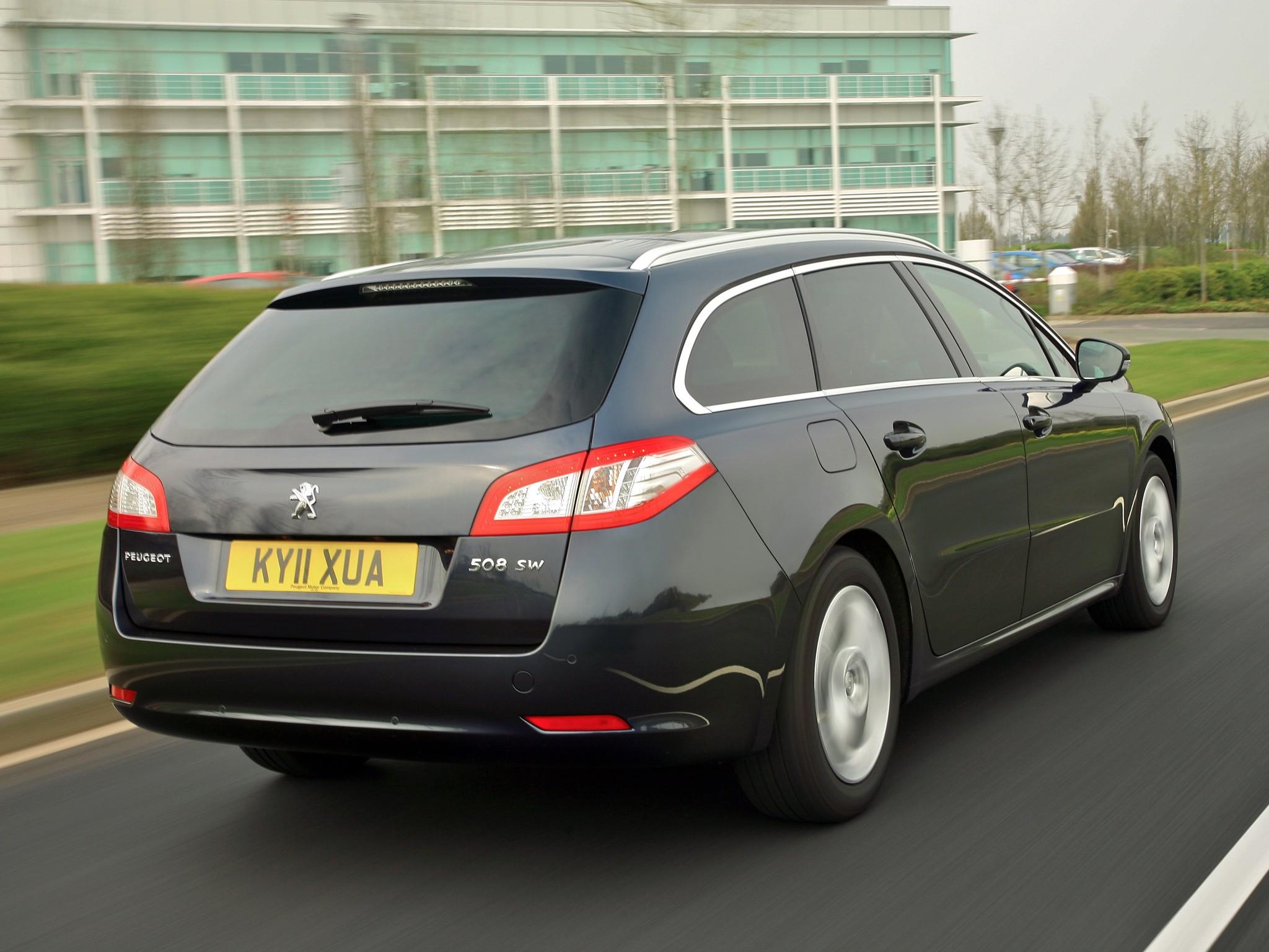 Green Auto Sales >> PEUGEOT 508 SW specs - 2010, 2011, 2012, 2013, 2014 ...