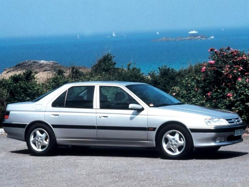 Mercedes Diesel Engines >> PEUGEOT 605 specs & photos - 1994, 1995, 1996, 1997, 1998, 1999 - autoevolution