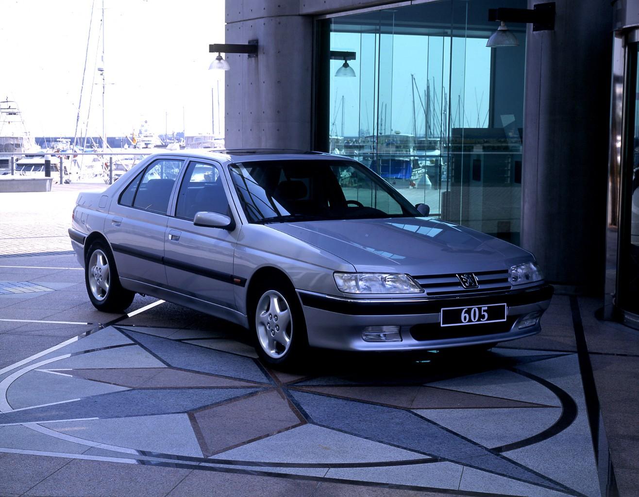 Peugeot 605 1994 1995 1996 1997 1998 1999