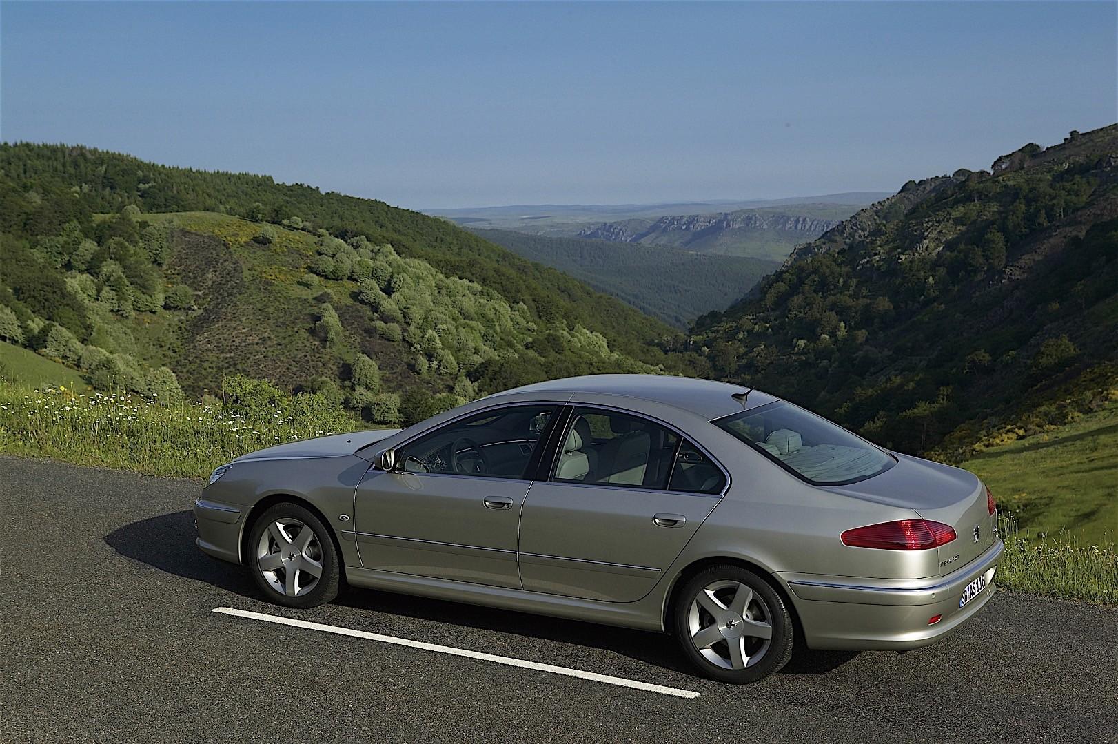 peugeot 607 specs - 2005, 2006, 2007, 2008, 2009, 2010 - autoevolution