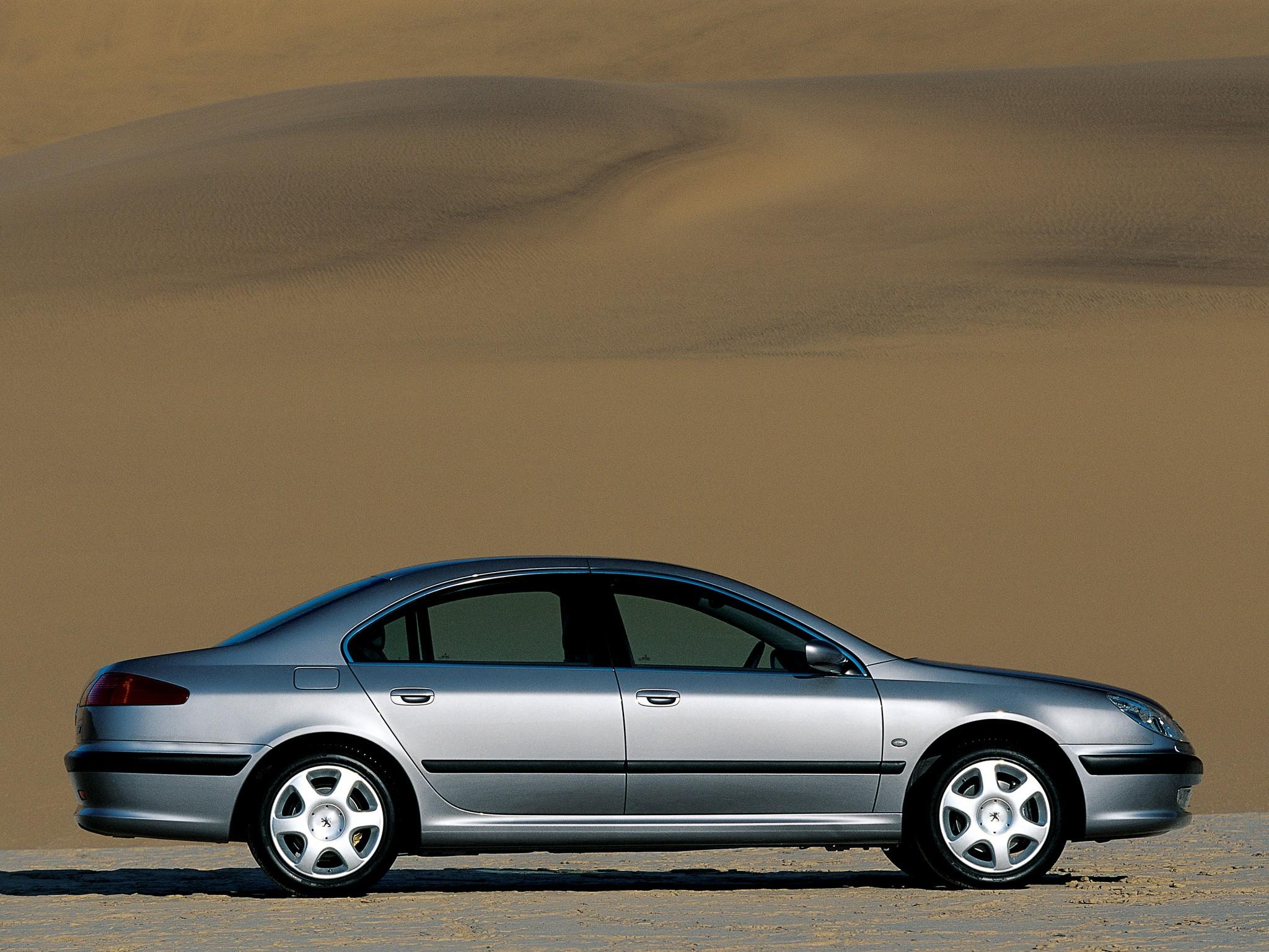Peugeot 607 Specs Amp Photos 2000 2001 2002 2003 2004