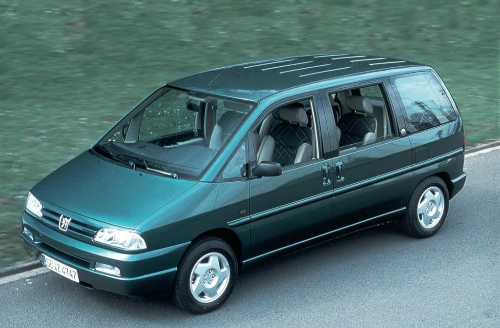 PEUGEOT 806 specs - 1994, 1995, 1996, 1997, 1998 - autoevolution