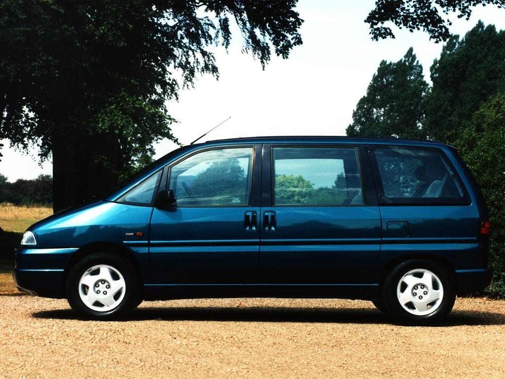 peugeot 806 1998–2002