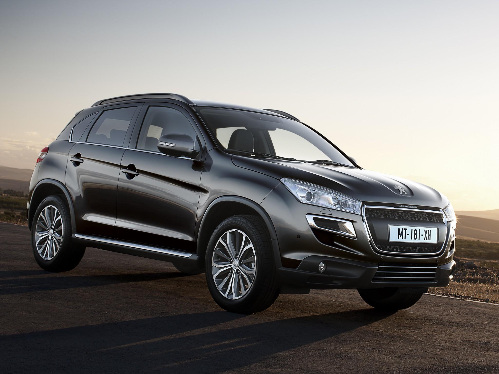 PEUGEOT Peugeot 4008 specs & photos - 2012, 2013, 2014 ...  Peugeot 4008 2015
