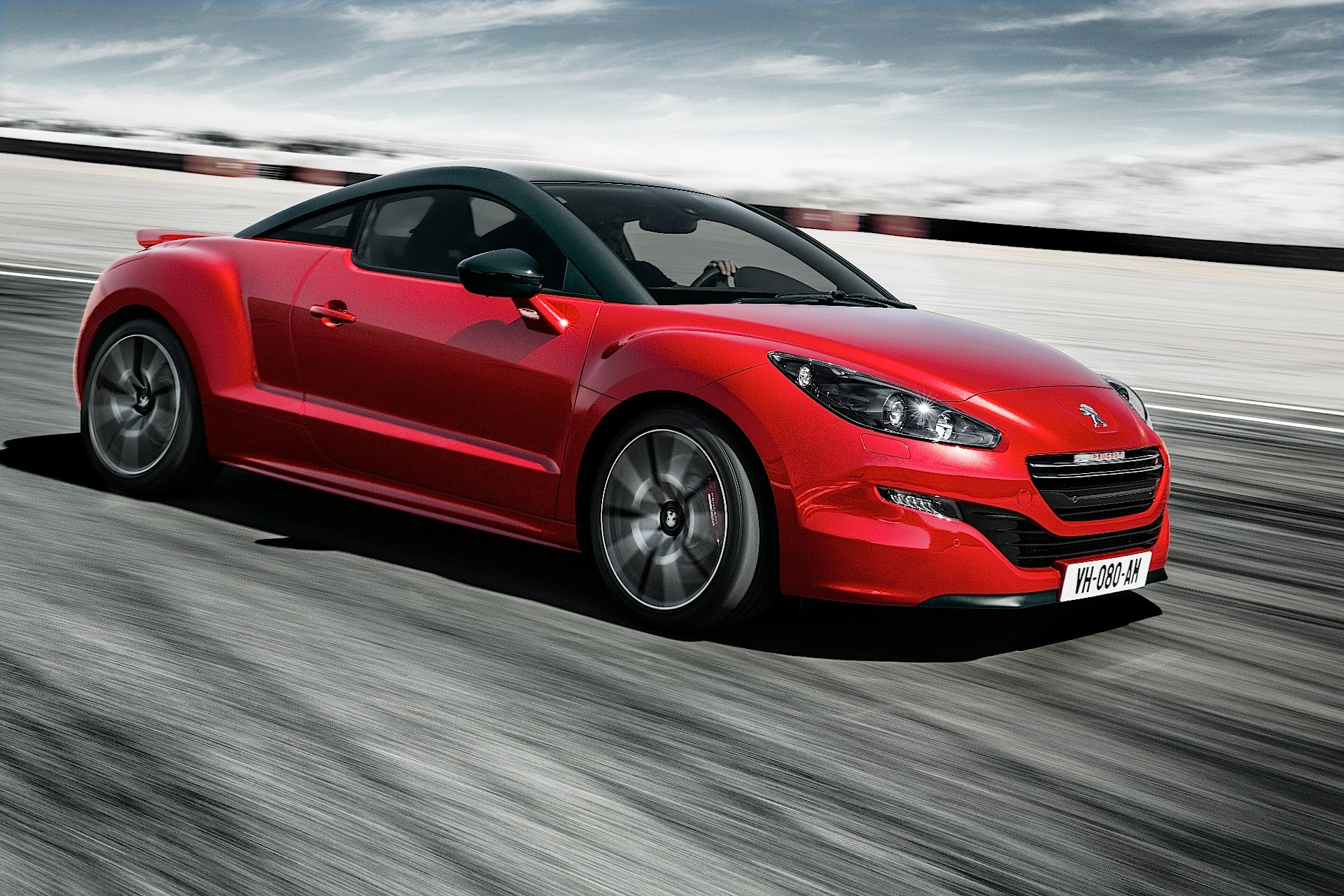 peugeot rcz r 2013 2014 2015 2016 2017 autoevolution. Black Bedroom Furniture Sets. Home Design Ideas