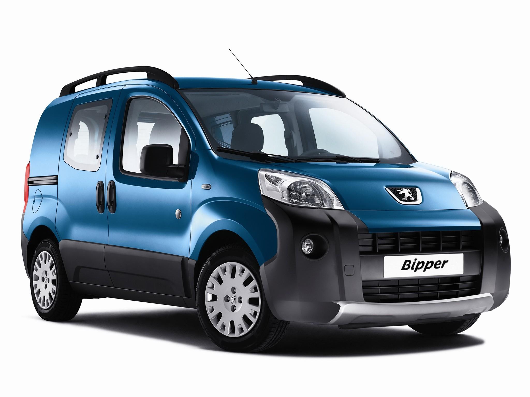 Peugeot Tepee Bipper Specs 2008 2009 2010 2011 2012