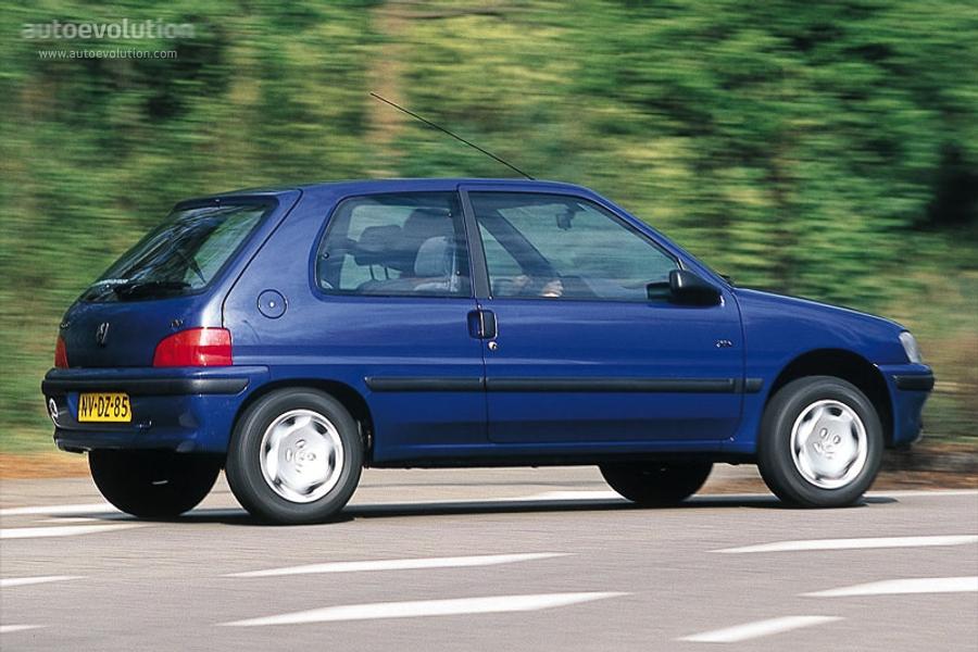 Peugeot 106 —