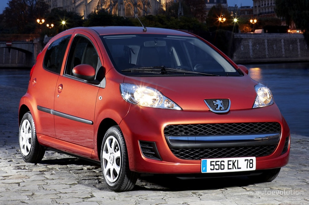 peugeot 107 5 doors specs photos 2008 2009 2010 2011 2012 2013 2014 autoevolution. Black Bedroom Furniture Sets. Home Design Ideas