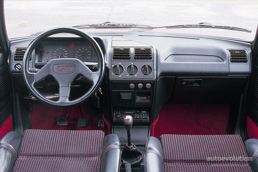 Peugeot 205 gti 1984 1985 1986 1987 1988 1989 1990 for Interieur 806
