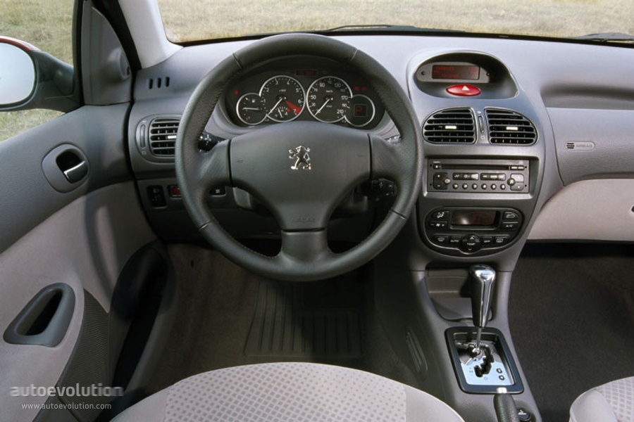 Peugeot 206 5 doors specs 2002 2003 2004 2005 2006 for Interieur 306