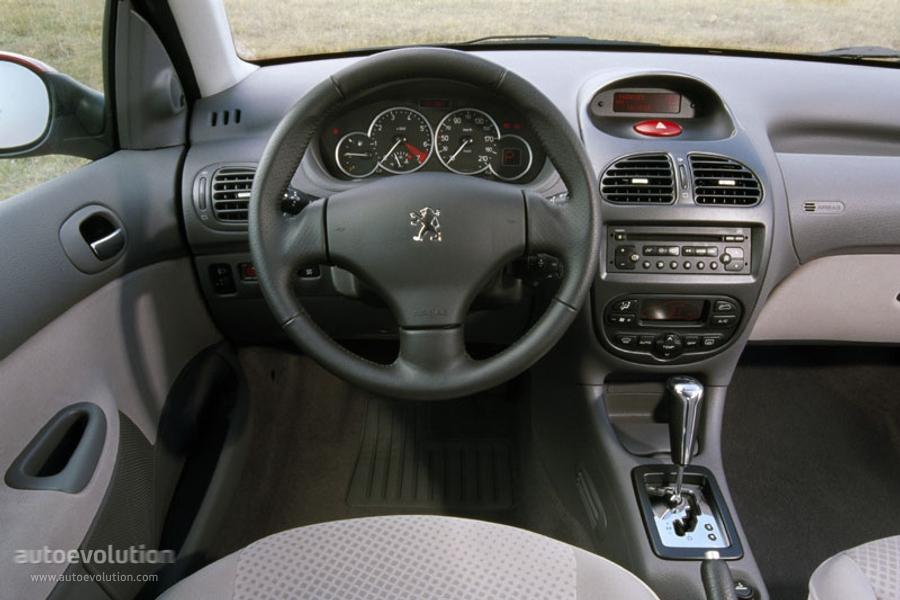 Peugeot 206 5 Doors 2002 2003 2004 2005 2006 2007
