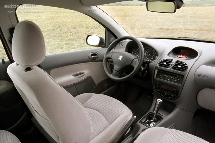 Peugeot 206 5 Doors Specs Amp Photos 2002 2003 2004