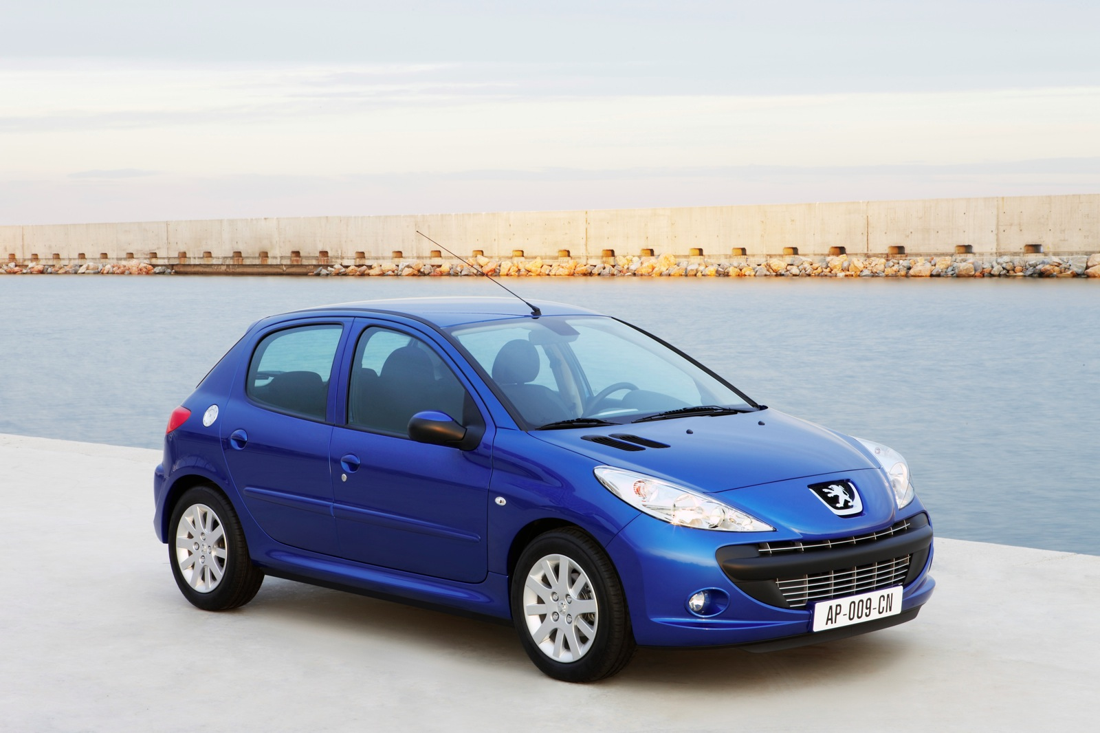 peugeot 206+ 5 doors specs - 2009, 2010, 2011, 2012 - autoevolution