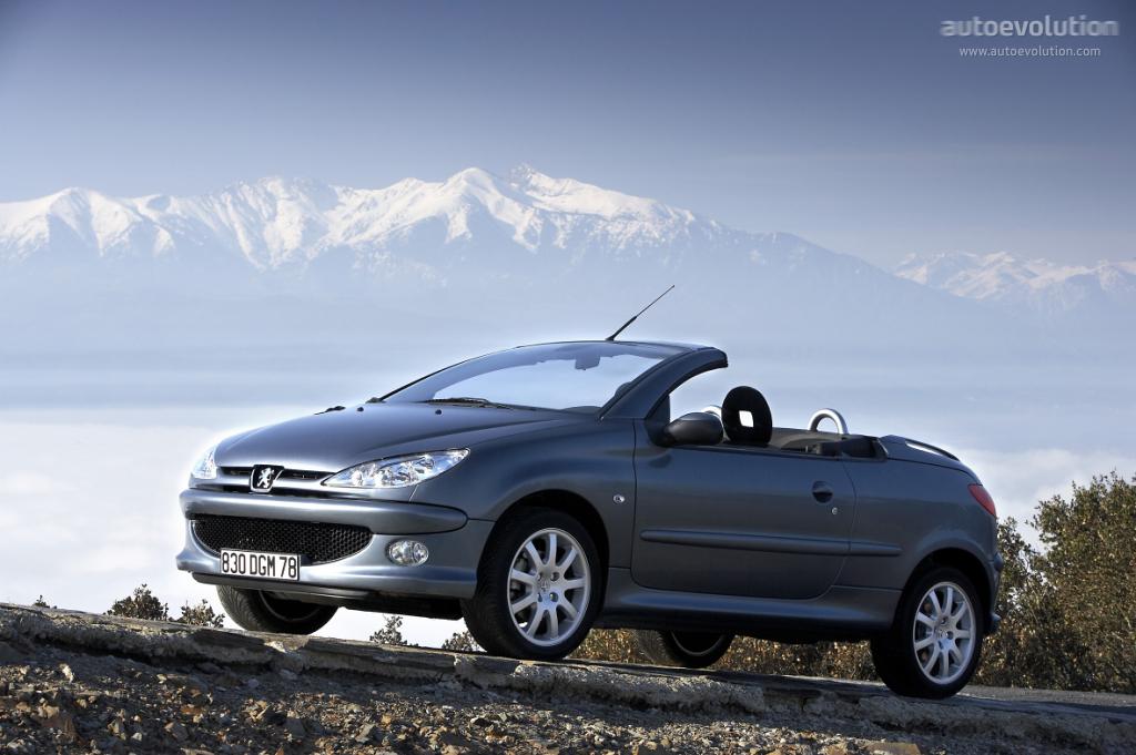 Peugeot 206 Cc : peugeot 206 cc specs photos 2001 2002 2003 2004 2005 2006 2007 autoevolution ~ Medecine-chirurgie-esthetiques.com Avis de Voitures