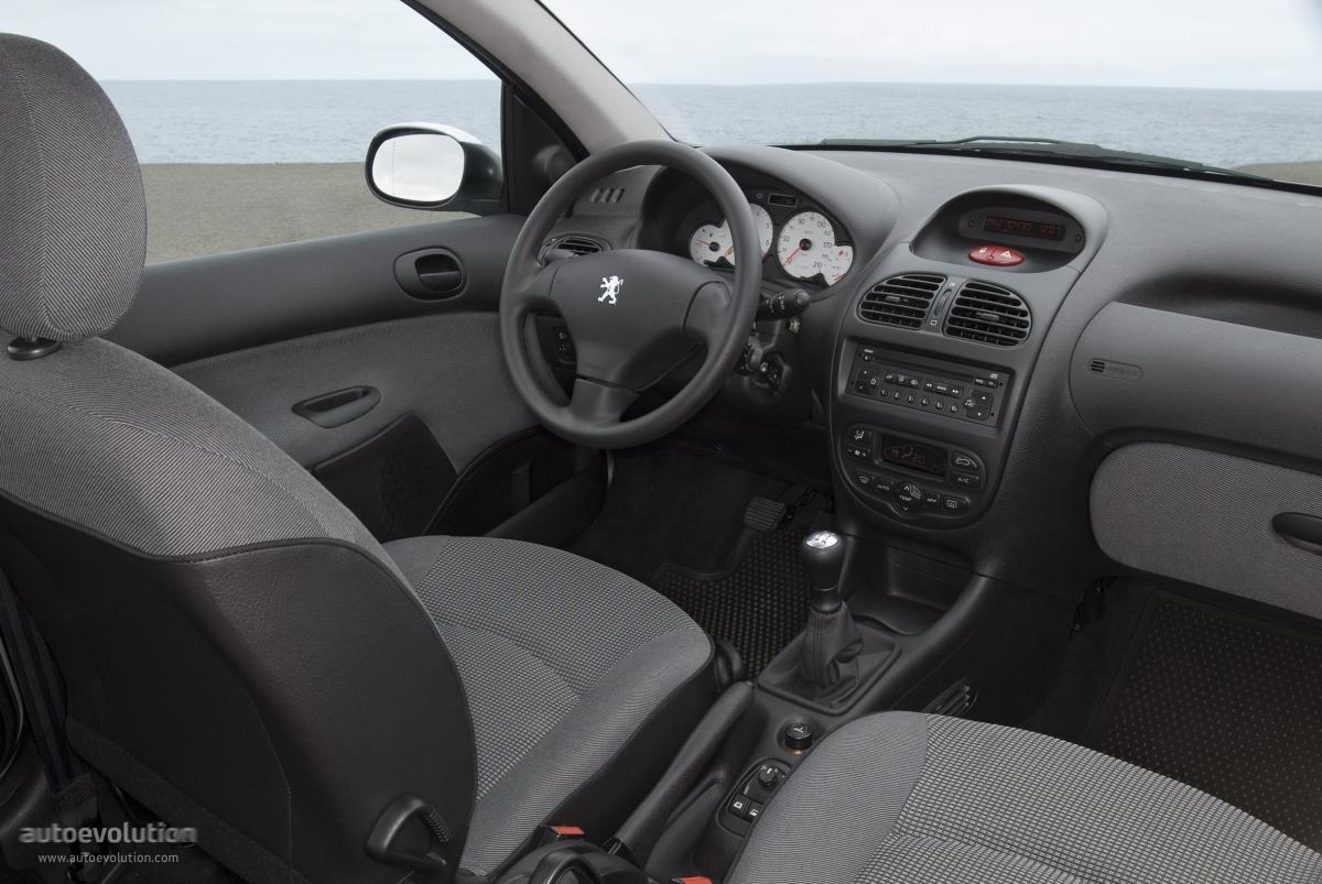Peugeot 206 Sedan 2006 2007 2008 2009 2010 2011