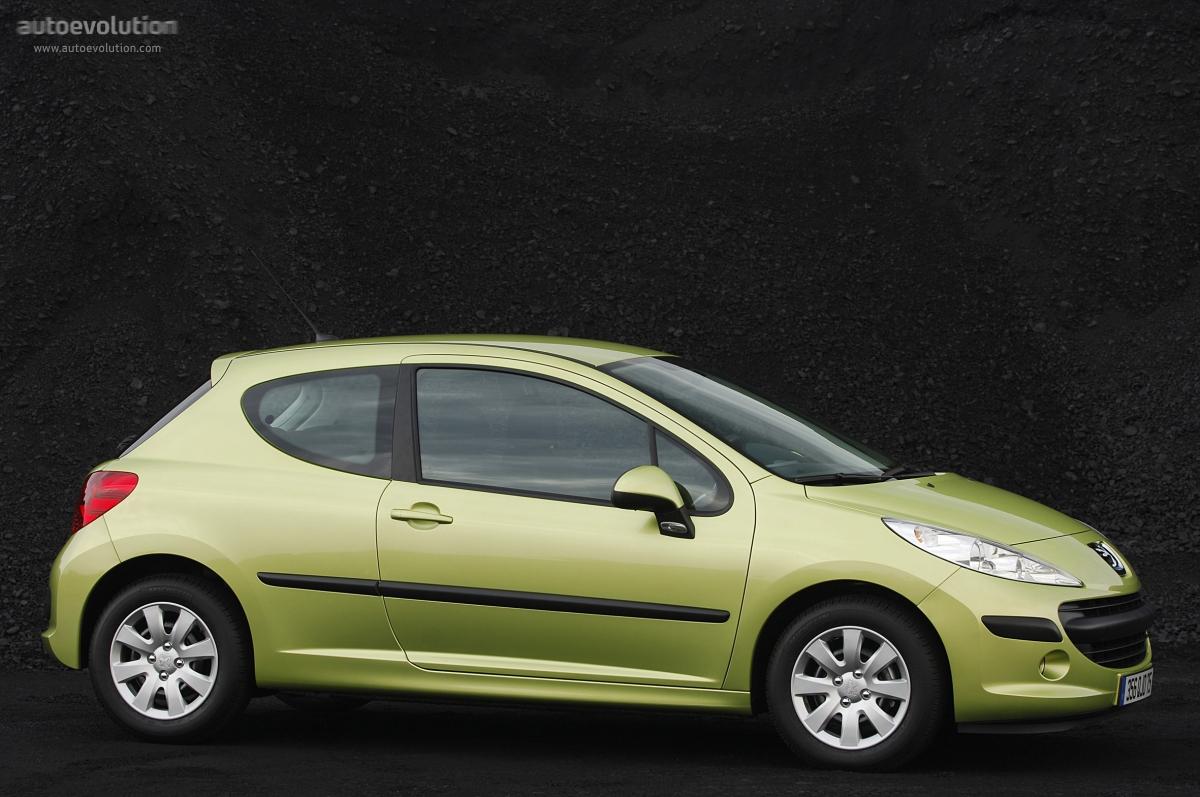 peugeot 207 3 doors specs - 2006, 2007, 2008, 2009 - autoevolution