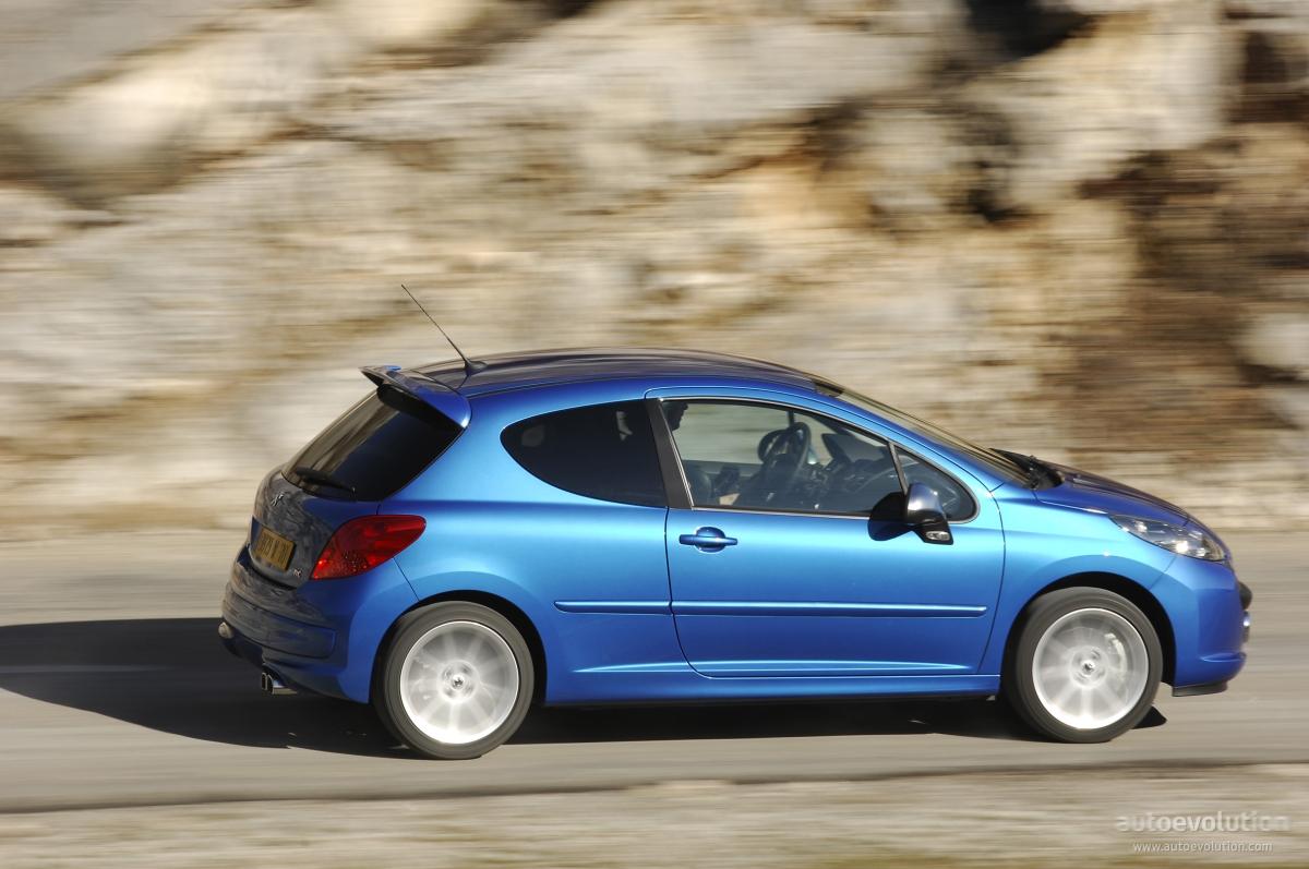 Peugeot 207 Rc Specs Amp Photos 2007 2008 2009
