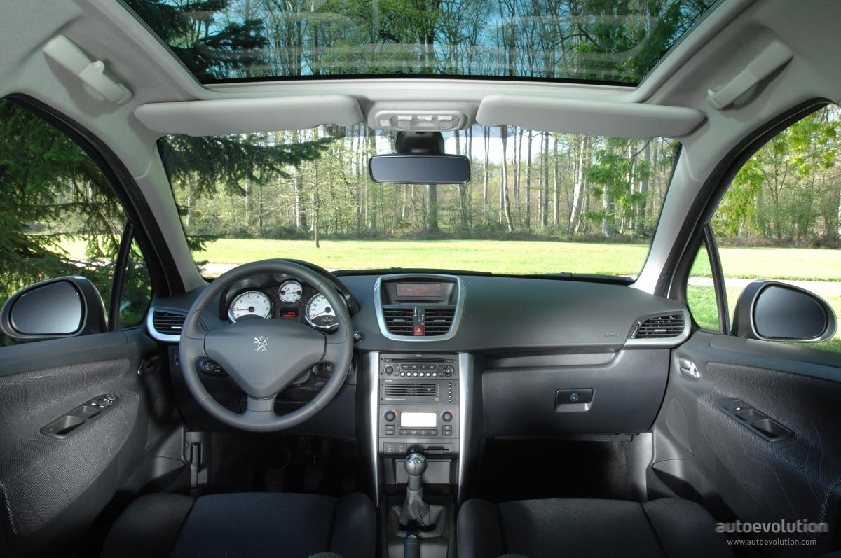 Peugeot 207 sw specs 2007 2008 2009 2010 2011 2012 for Interieur 308 allure