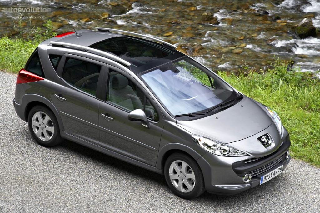 Peugeot 207 sw outdoor specs 2008 2009 2010 2011 2012 autoevolution