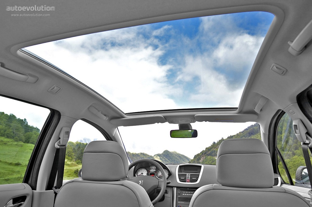 Peugeot 207 Sw Outdoor 2008 2009 2010 2011 2012